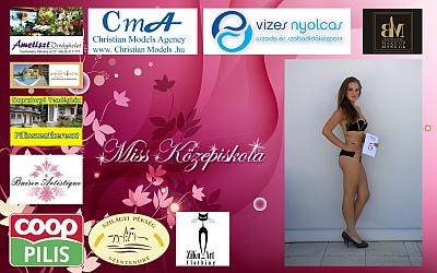 Miss Középiskola Szépségverseny